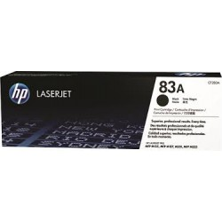 HP Toner 83A Black CF283A