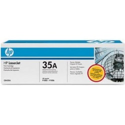 HP Toner 35A Black CB435A