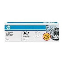 HP Toner 36A Black CB436A