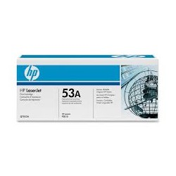 HP Toner 53A Black Q7553A