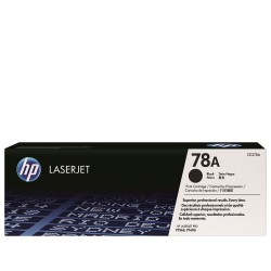 HP Toner 78A Black CE278A